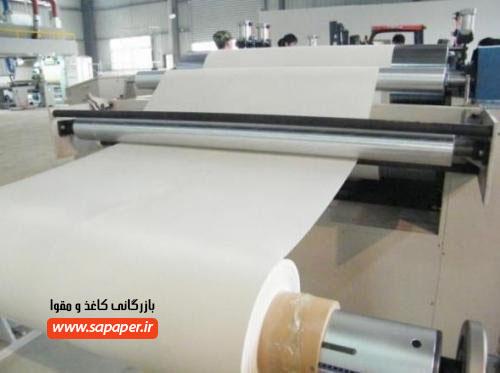 با هر درخت 8333 برگ کاغذ تولید می شود