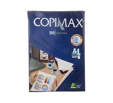 کاغذ A4 برند کپی مکس آبی بسته 500 عددی – 80 گرمی