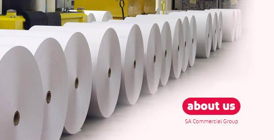 about SA paper company